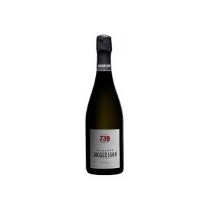 CUVEE 739 CHAMPAGNE EXTRA BRUT- JACQUESSON